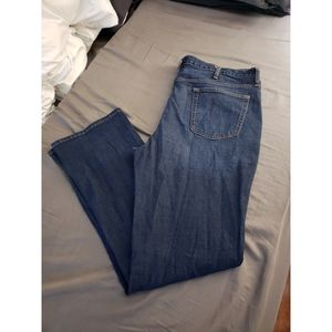 Old Navy Dark Wash Bootcut Built-In Flex Jeans